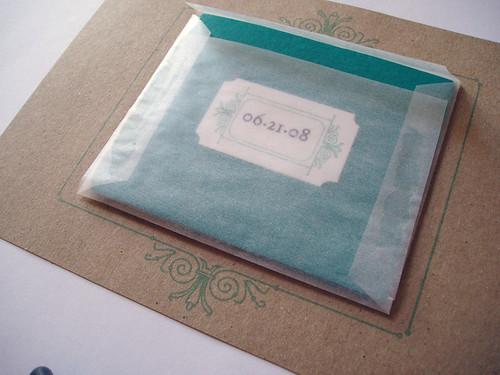 Unique Small Envelope-1