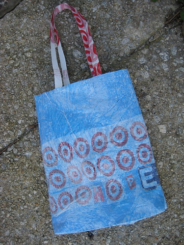 O HOPE 08 recycled bag 1