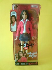 RBD Mayte Perroni barbie doll (Ken darko) Tags: doll barbie mayte rbd perroni