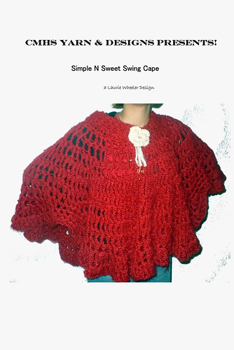 Simple Cloak Pattern. Simple N Sweet Swing Cape