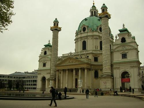 Visiting Vienna