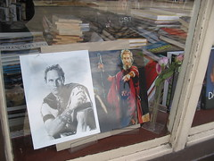 Charlton Heston remembered at Cinema Books