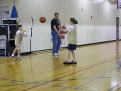 2008_0403KirstieBDParty0073 (It's Dave! Indy's Drum and Vocals Guy!) Tags: game basketball final 2008 upward kirstie