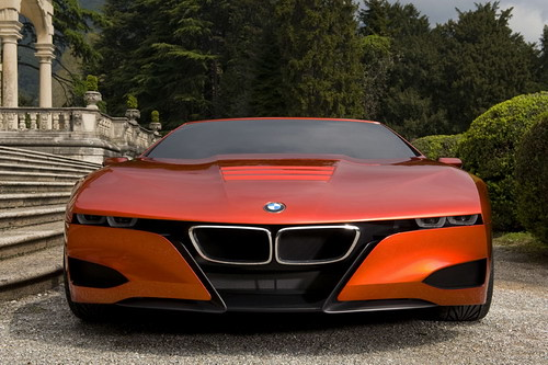 BMW M1 Homage Picture Gallery