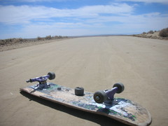 bisti eats skateboard