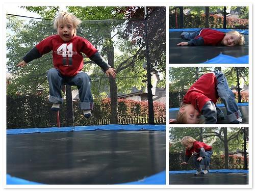 jumping gabriel;-)