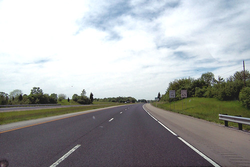 I-74 and the Michigan Road