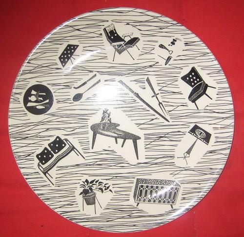 Homemaker Plate