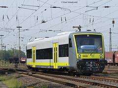 VT 650.702 Agilis ( Regio Shuttle ) (vsoe) Tags: west germany deutschland nrw 650 duisburg ruhrgebiet nordrheinwestfalen oberhausen mathilde ruhrpott agilis stadler regioshuttle wannheim