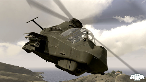 Arma 3 Features 'Realistic Graphics With Realistic Gameplay'