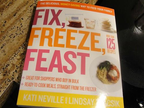 2011 May Freezer Meals 1