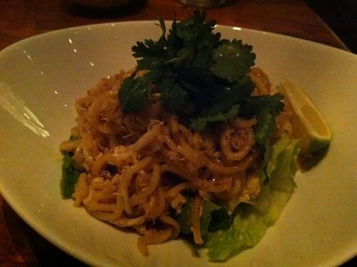 Blue Crab Noodle