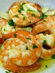 Spanish-style Baked Shrimps