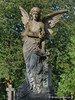 Longton Cemetery Statue