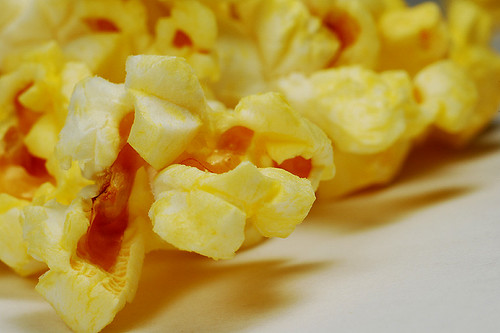 popcorn on flickr