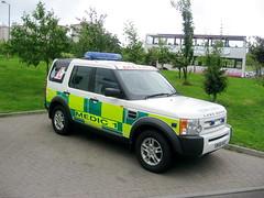Land Rover Discovery Tdv6 (barronr) Tags: 1 scotland edinburgh scottish ambulance service medic landrover discovery basics landroverdiscovery royalinfirmaryofedinburgh