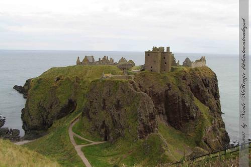 Schottland - Dunnottar Castle
