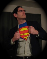 Clark Kent to the Rescue