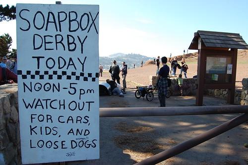 Illegal Soapbox Derby 2007