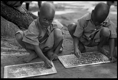 school boys (LindsayStark) Tags: africa travel school boy blackandwhite children war conflict uganda schoolkids humanrights humanitarian displaced idpcamp refugeecamp idps idp humanitarianaid emergencyrelief idpcamps waraffected