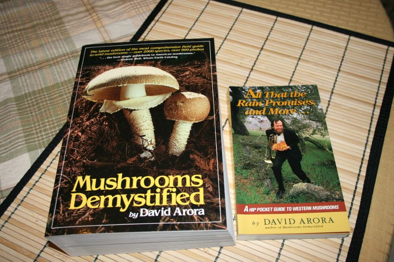 Mushrooming books