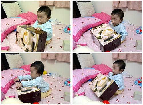 盒子就是我的玩具~