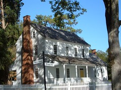 Historic Bath - Bonner House 1830