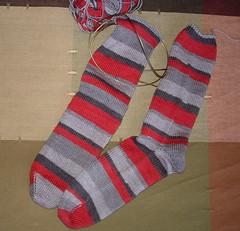 Socks for Ben