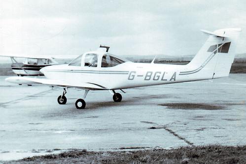 G-BGLA Cardiff 240479