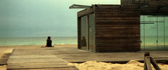 inside out (chris clickowitsch) Tags: reflection seaside balticsea shore nonofyourbusiness