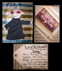 Voldy (DoreenPortico) Tags: dark dolls puppet harry potter pals tags lord plushie voldemort voldy