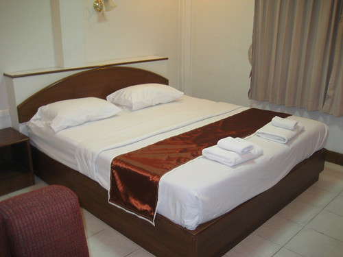 Star Orchid Guesthouse - The Bed