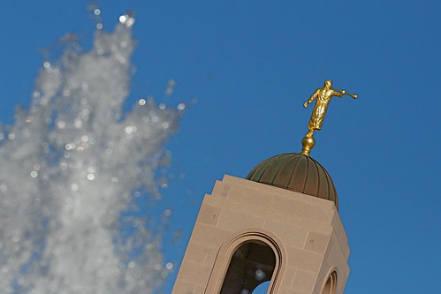 Day 32, Newport Beach Temple