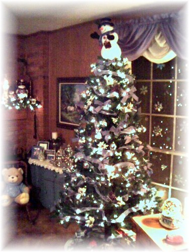 christmas past tree