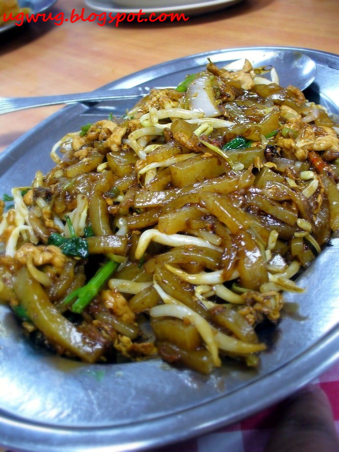 Fried Potato Flour Noodle