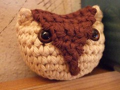 Owl (connielein) Tags: owl crochetowl