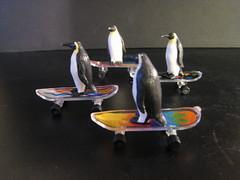 Penguin Racers