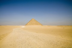 Road to the Red Pyramid (Bill in DC) Tags: searchthebest egypt pyramids dahshur 2007 nge eos5d redpyramid