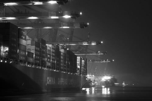 Im Freihafen