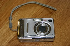 Fuji FinePix A500 Digital Camera
