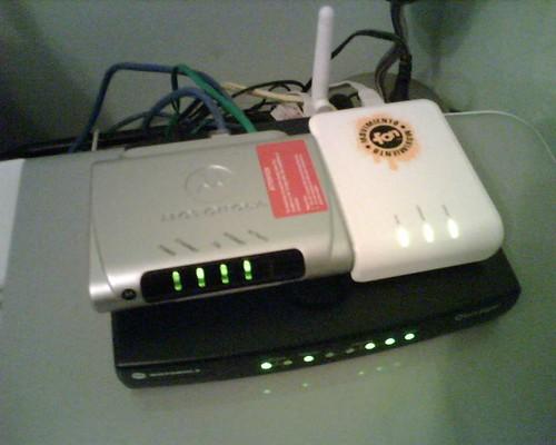 90a0303ef362 Motorola AT&T DSL MODEM VONAGE FON