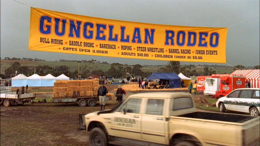 Gungellan Rodeo