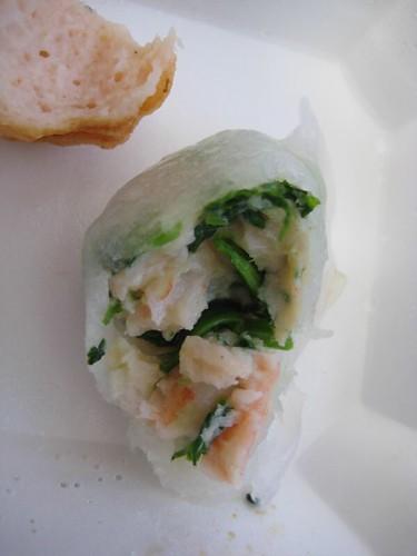 steamed crescent dumpling
