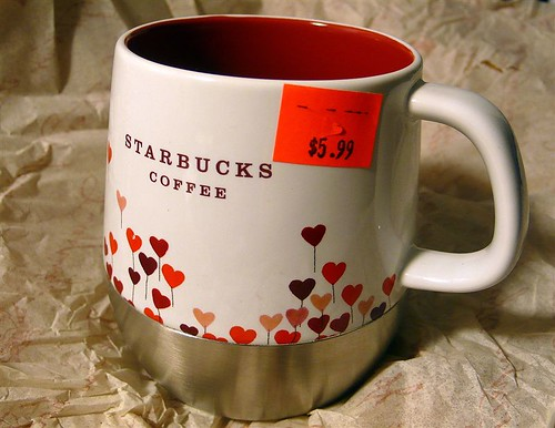 Discounted Valentine's Cup