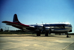 Boeing C-97 (mountlaurelphotographer) Tags: color aircraft transport boeing airforce berlinairlift c97 stratotanker stratocruiser stratofreighter