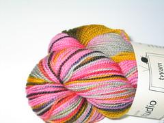 TV yarn