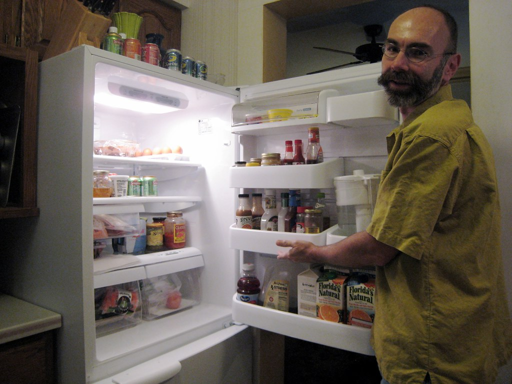 New Fridge: LG Bottom Freezer