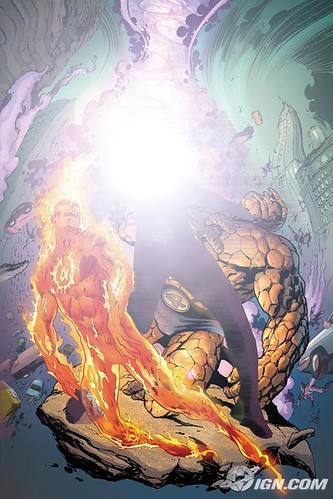 Secret Invasion Fantastic Four