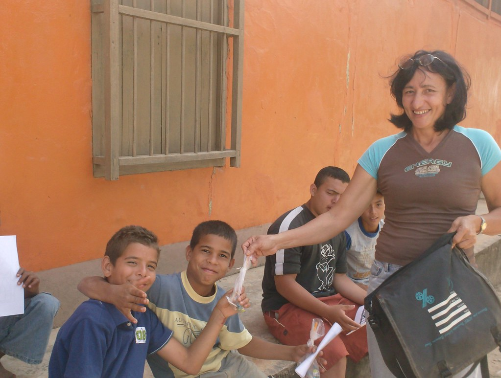 Luz Maria and VBS