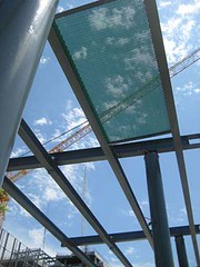 ASPECT Studios Jacaranda Square 20080116_5 (ASPECT Studios) Tags: park public metal architecture square landscape design construction sydney olympic jacaranda canopy studios domain aspect